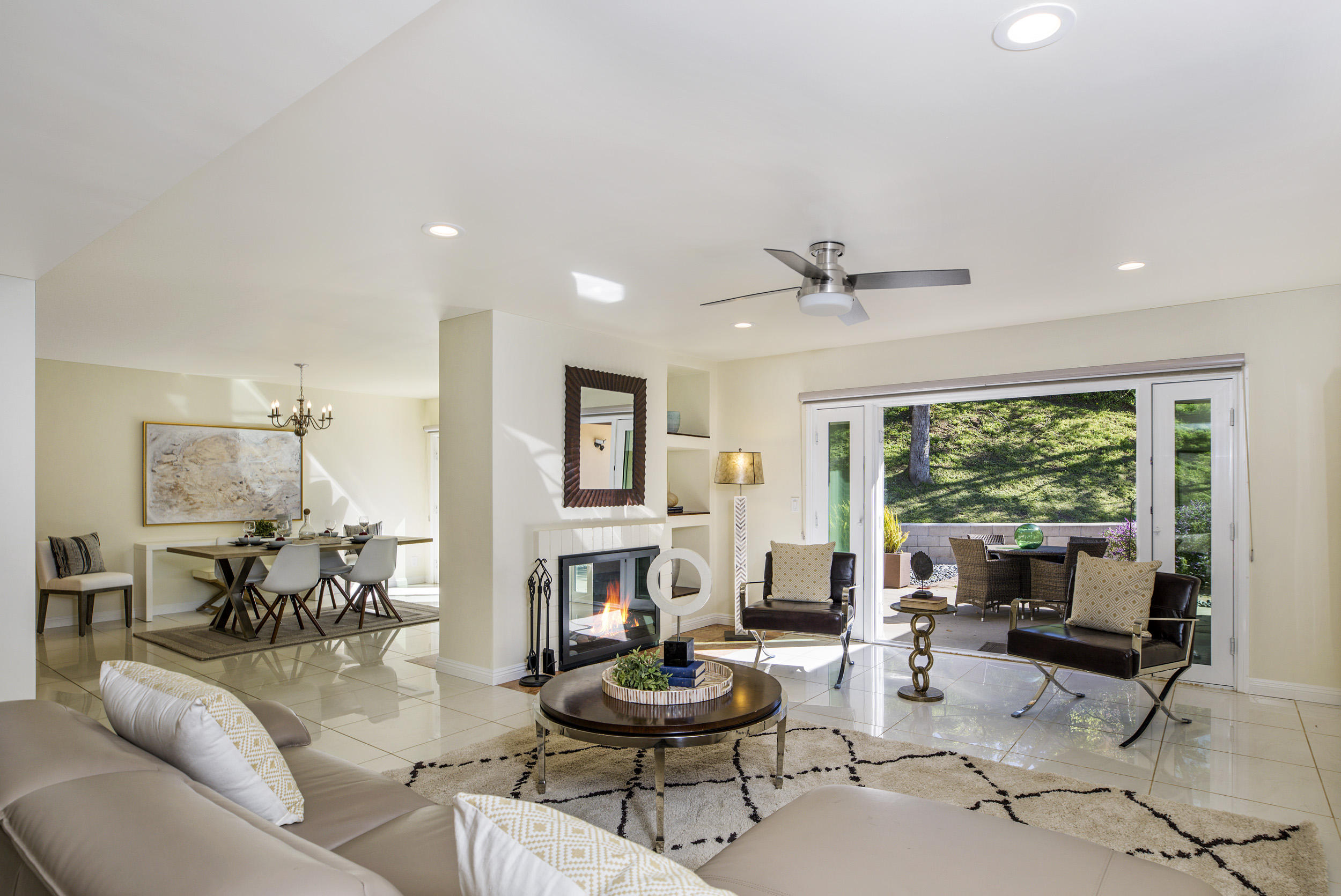 Property photo for 1424 Crestline Dr Santa Barbara, California 93105 - 19-906