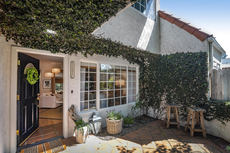 Property photo for 1121 San Andres St #C Santa Barbara, California 93101 - 19-1588