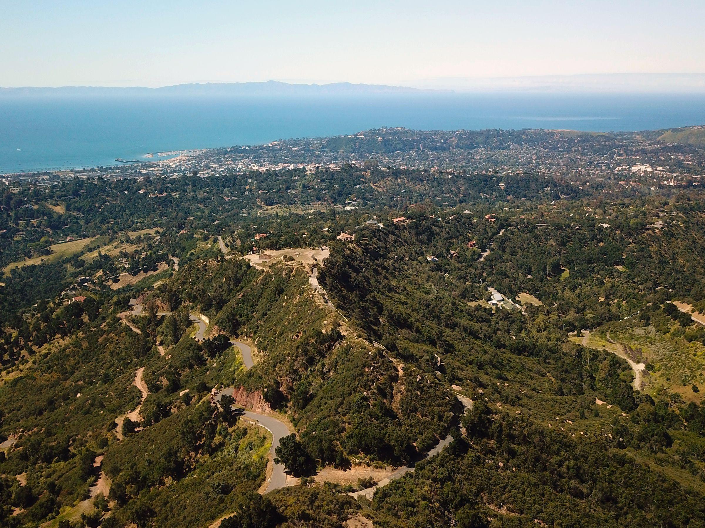 2501 Gibraltar Rd - Santa Barbara East of State, California