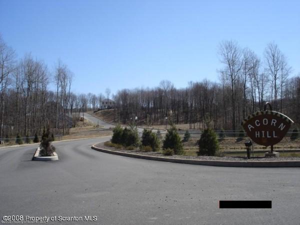 Lot 6 ACORN HILL DR, Olyphant, Pennsylvania 18447, ,Land,For Sale,ACORN HILL,08-500