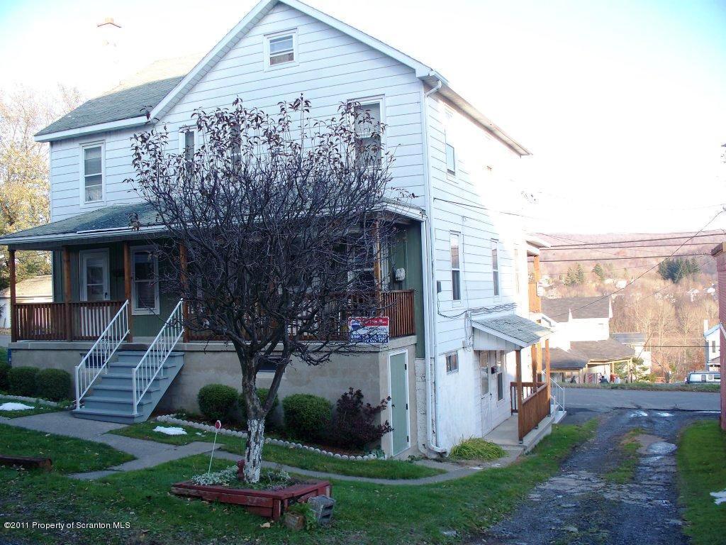 615 HIGGINS ST, Forest City, Pennsylvania 18421, ,Multi-Family,For Sale,HIGGINS,11-5159