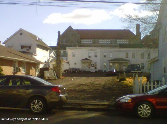 209 Prospect Ave, Scranton, Pennsylvania 18505, ,Land,For Sale,Prospect,11-5485