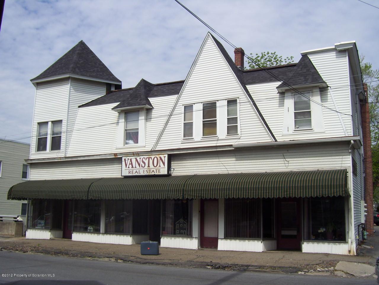 109-113 Main St, Blakely, Pennsylvania 18447, ,5 BathroomsBathrooms,Commercial,For Sale,Main,12-2239