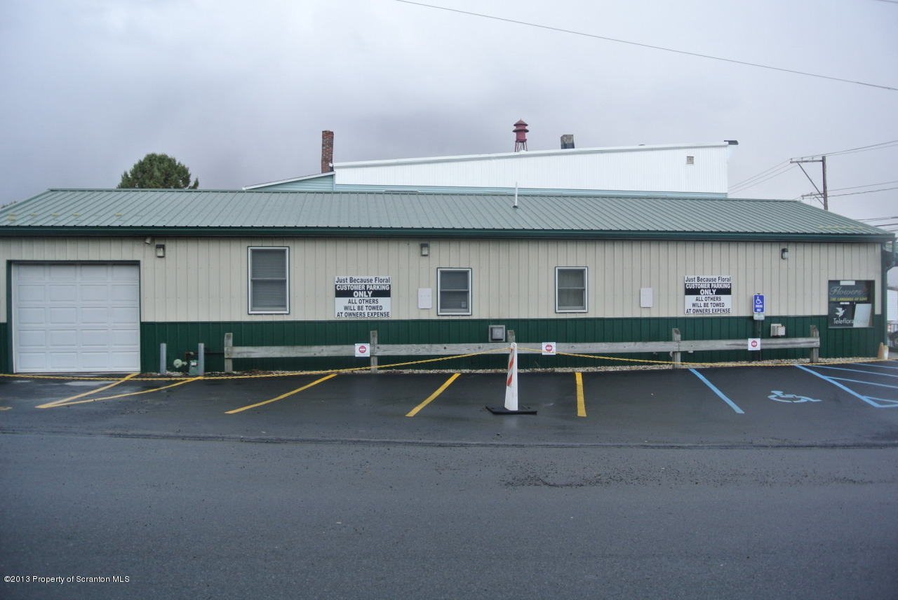 760 MAIN ST, Avoca, Pennsylvania 18641, ,1 BathroomBathrooms,Commercial,For Sale,MAIN,13-1349