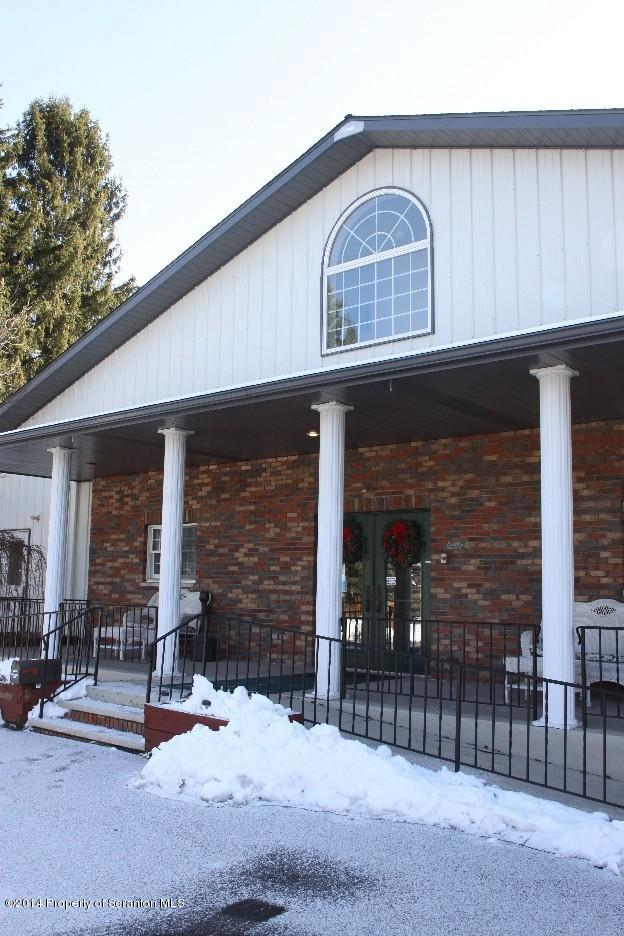25 RESERVOIR ST, Simpson, Pennsylvania 18407, ,20 BathroomsBathrooms,Commercial,For Sale,RESERVOIR,14-5957