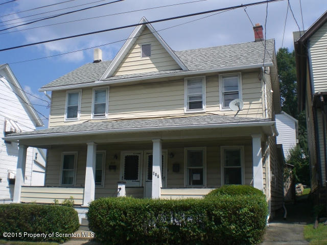617 larch st, Dunmore, Pennsylvania 18509, 2 Bedrooms Bedrooms, 5 Rooms Rooms,1 BathroomBathrooms,Single Family,For Sale,larch,15-4715