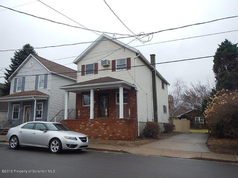 316 Dolph St, Jessup, Pennsylvania 18434, 3 Bedrooms Bedrooms, 6 Rooms Rooms,1 BathroomBathrooms,Single Family,For Sale,Dolph,15-4717
