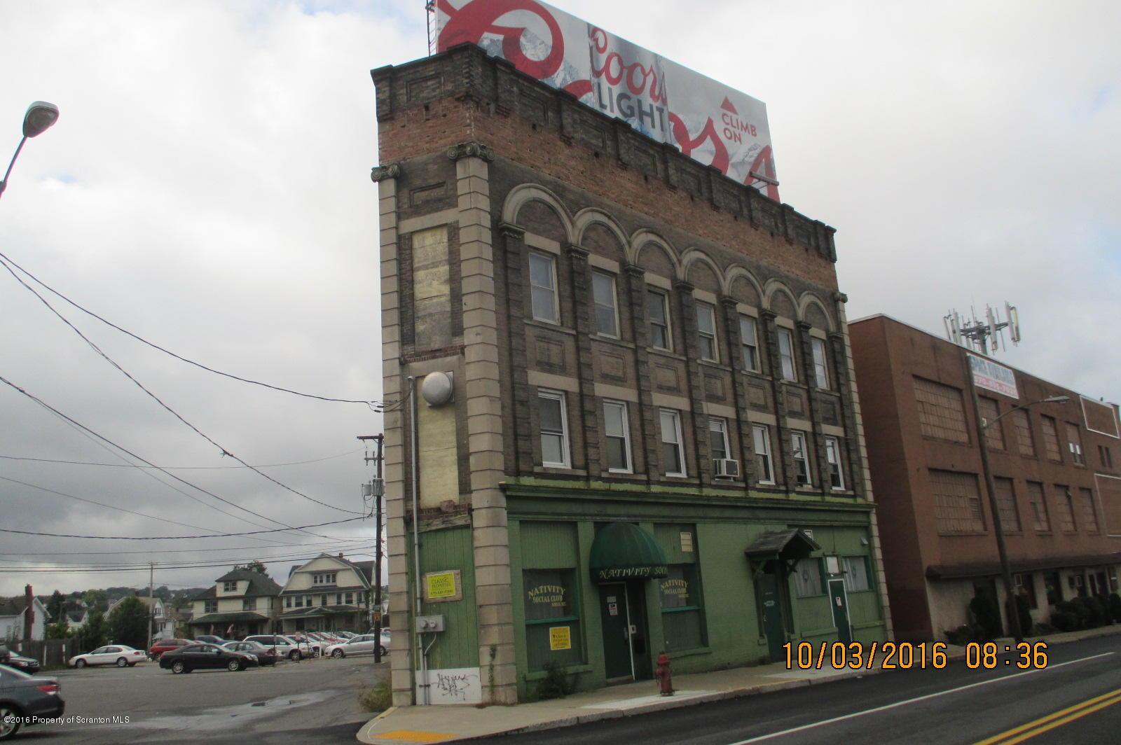 552 Front St, Scranton, Pennsylvania 18505, ,4 BathroomsBathrooms,Commercial,For Sale,Front,16-3507