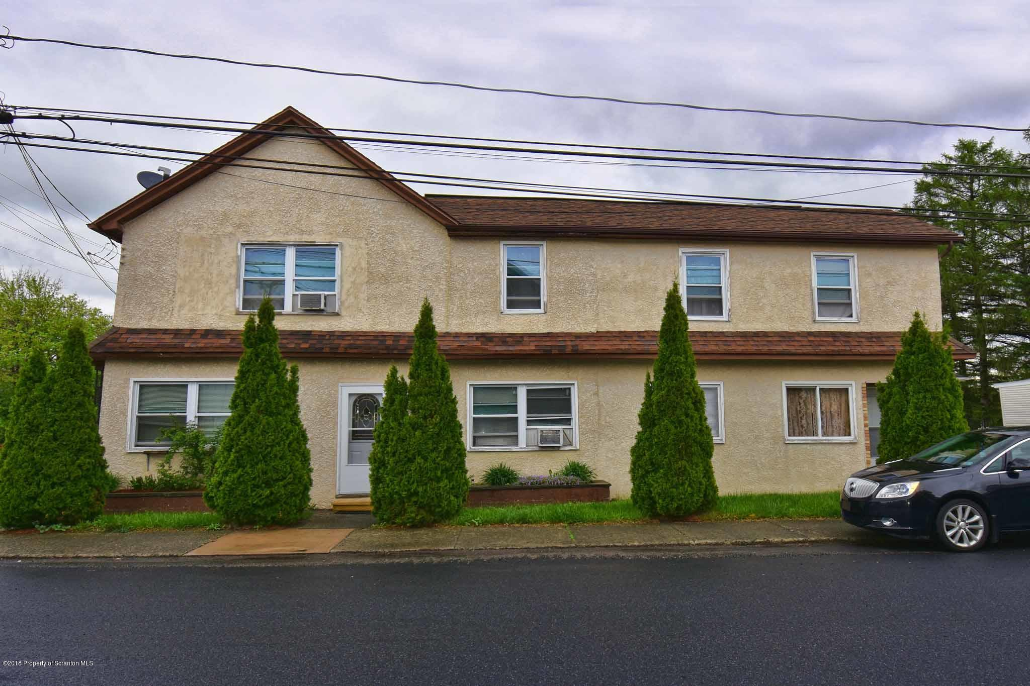 225 Grace St, Old Forge, Pennsylvania 18518, ,Multi-Family,For Sale,Grace,18-2242
