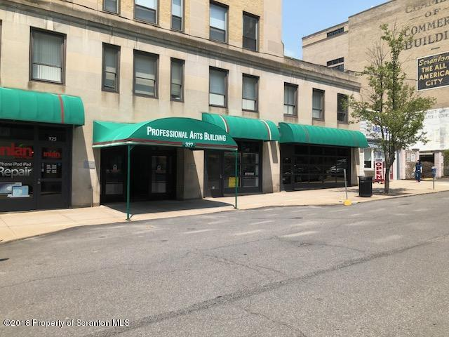 327 Washington Ave, Scranton, Pennsylvania 18503, ,2 BathroomsBathrooms,Commercial,For Lease,Washington,18-2721