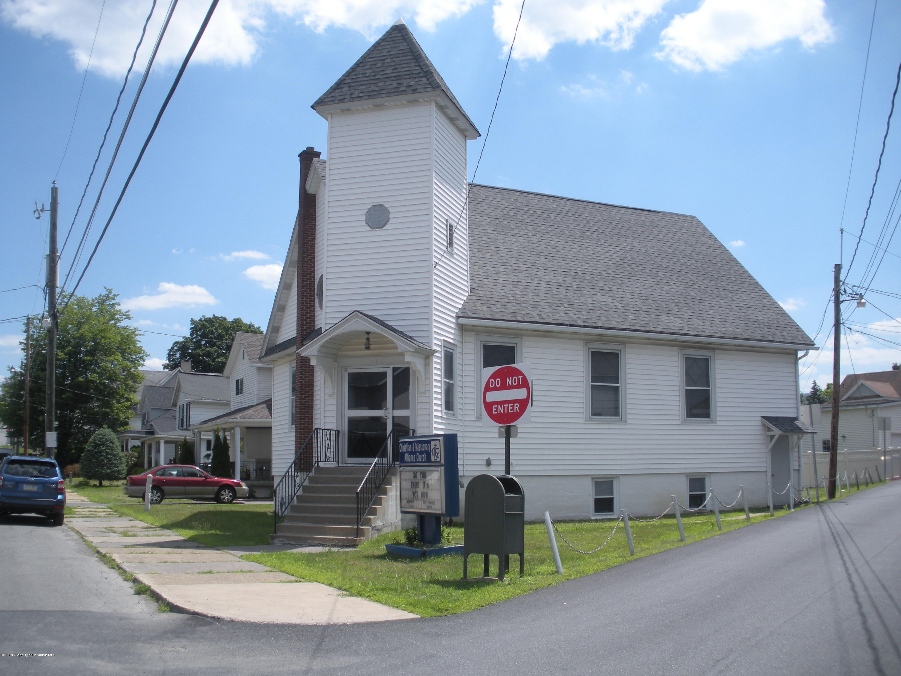 Hickory St, Peckville, Pennsylvania 18452, ,2 BathroomsBathrooms,Commercial,For Sale,Hickory,18-3797