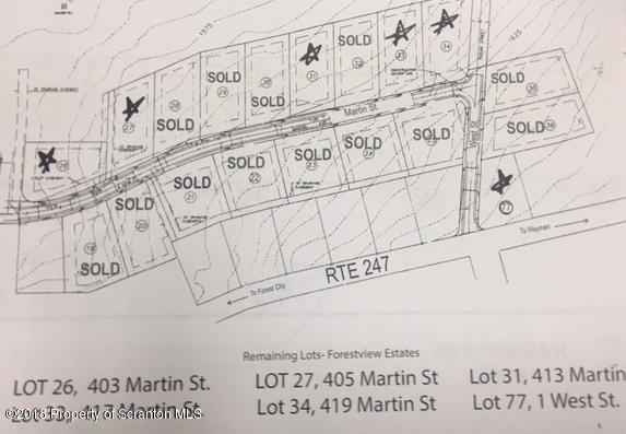 Martin, Browndale, Pennsylvania 18421, ,Land,For Sale,Martin,18-4393
