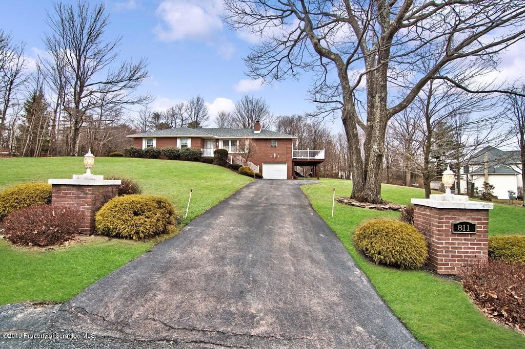 811 Forest Rd, Jefferson Twp, Pennsylvania 18436, 3 Bedrooms Bedrooms, 8 Rooms Rooms,2 BathroomsBathrooms,Single Family,For Sale,Forest,19-599