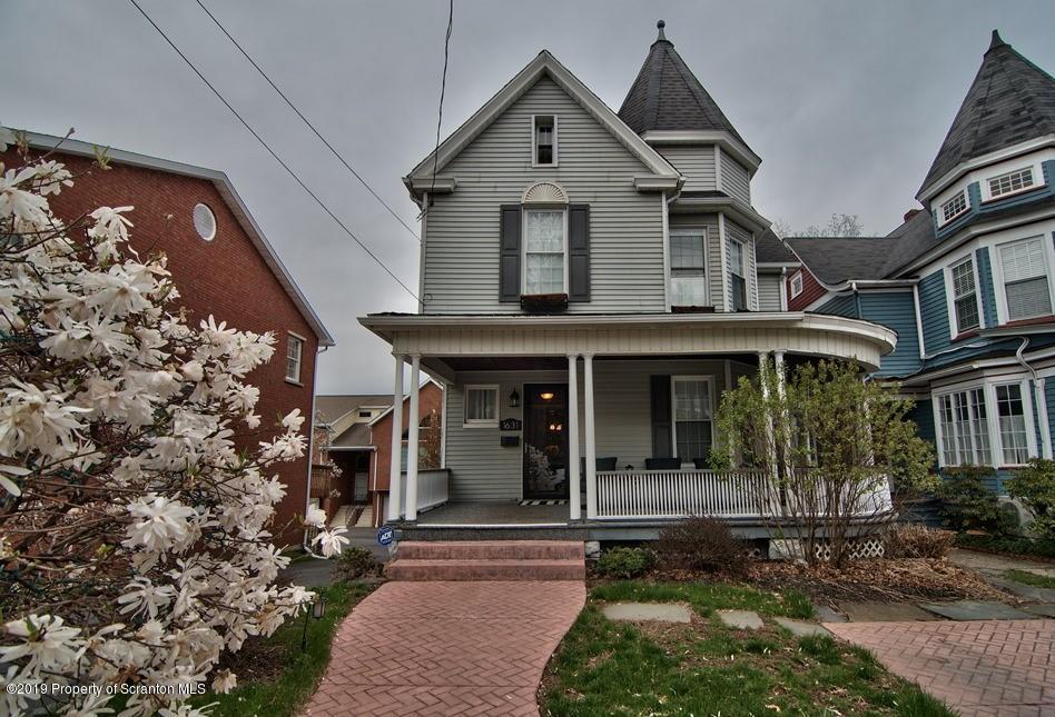 1631 Wyoming Ave, Scranton, Pennsylvania 18509, 4 Bedrooms Bedrooms, 8 Rooms Rooms,3 BathroomsBathrooms,Single Family,For Sale,Wyoming,19-1701