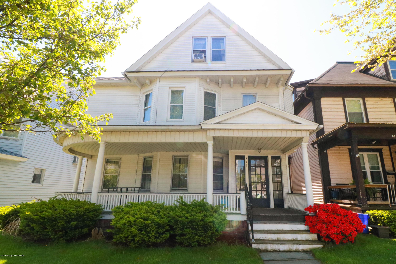 814 Harrison Ave, Scranton, Pennsylvania 18510, ,Multi-Family,For Sale,Harrison,19-2253