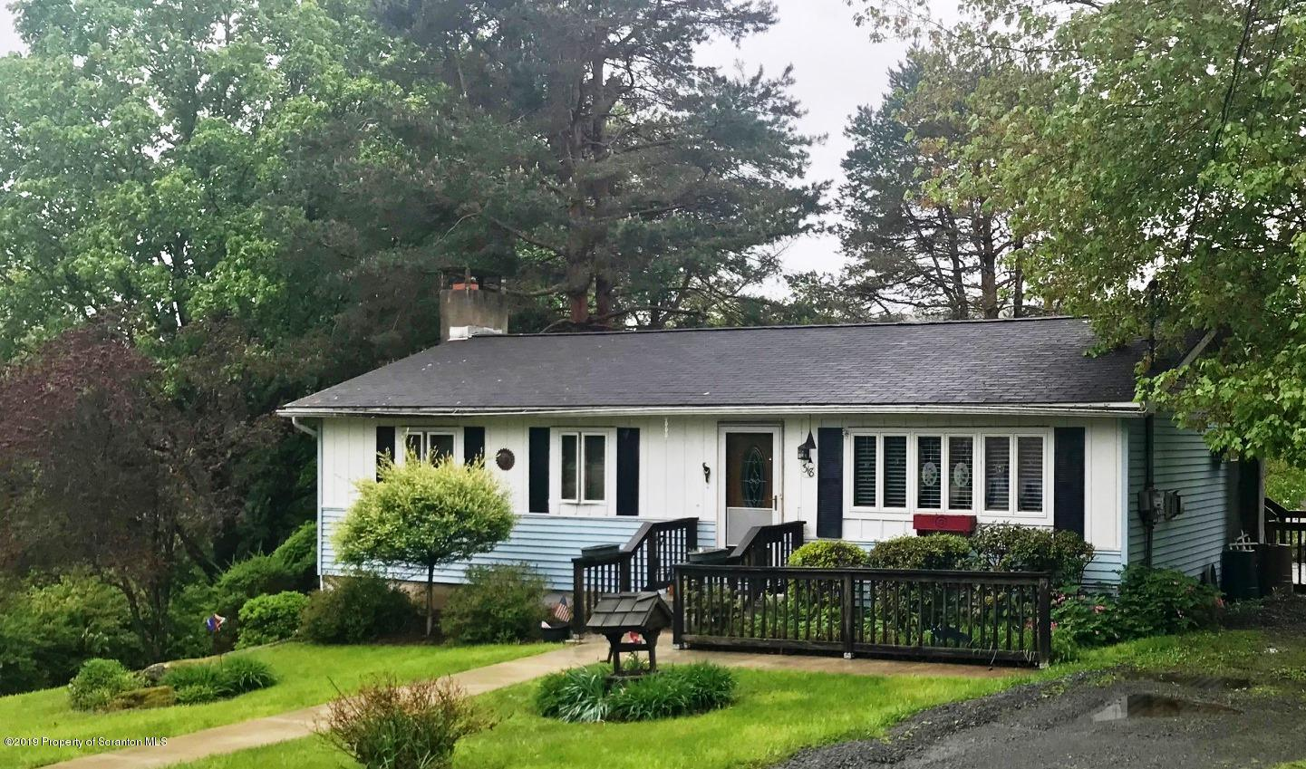 318 TRACY ST, Honesdale, Pennsylvania 18431, 3 Bedrooms Bedrooms, 7 Rooms Rooms,1 BathroomBathrooms,Single Family,For Sale,TRACY,19-2461