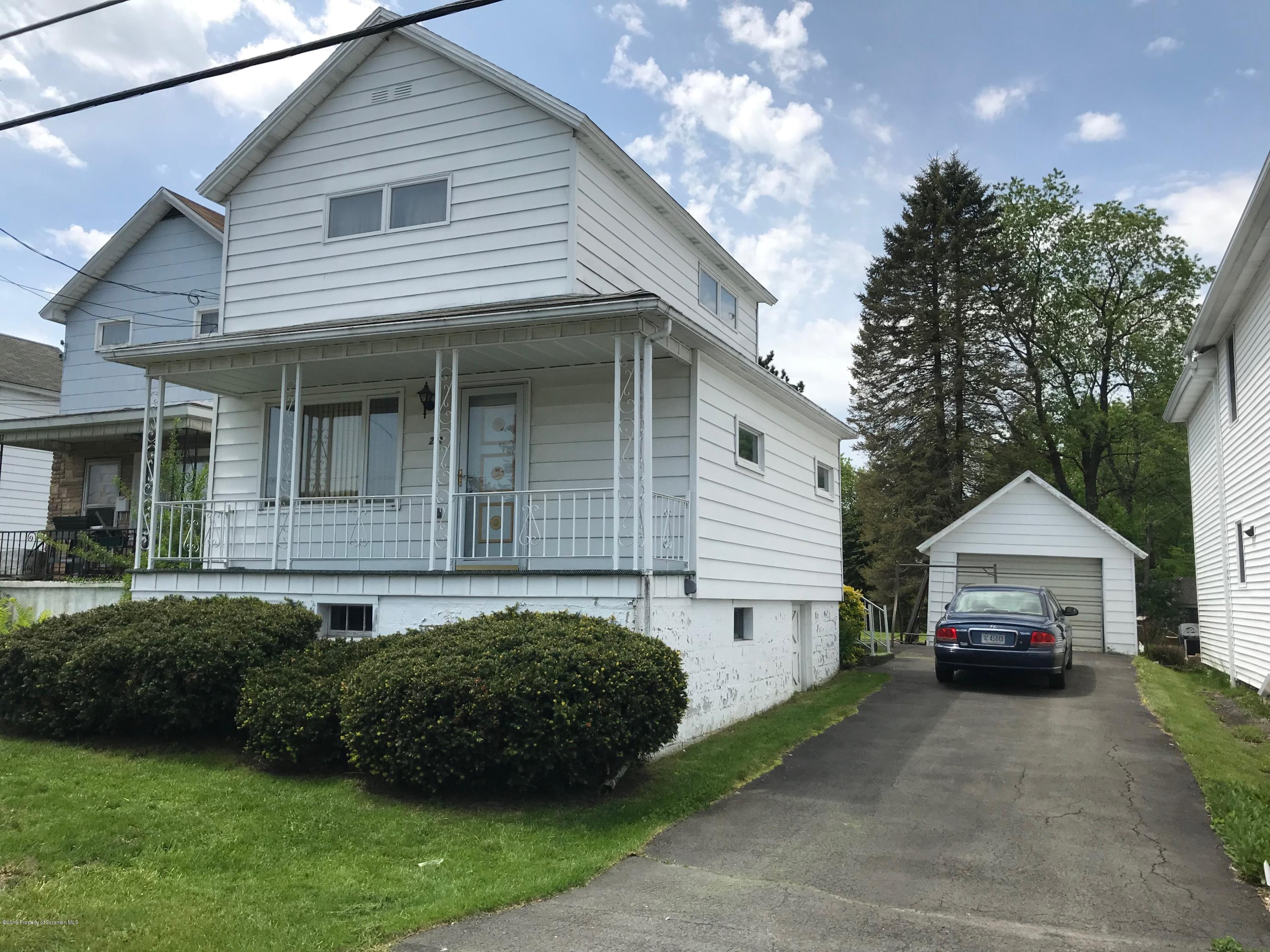 217 Front St, Browndale, Pennsylvania 18421, 2 Bedrooms Bedrooms, 5 Rooms Rooms,2 BathroomsBathrooms,Single Family,For Sale,Front,19-2359