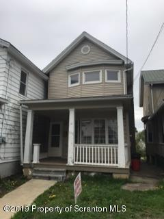 119 Walnut, Dunmore, Pennsylvania 18512, 2 Bedrooms Bedrooms, 7 Rooms Rooms,1 BathroomBathrooms,Rental,For Lease,Walnut,19-2395