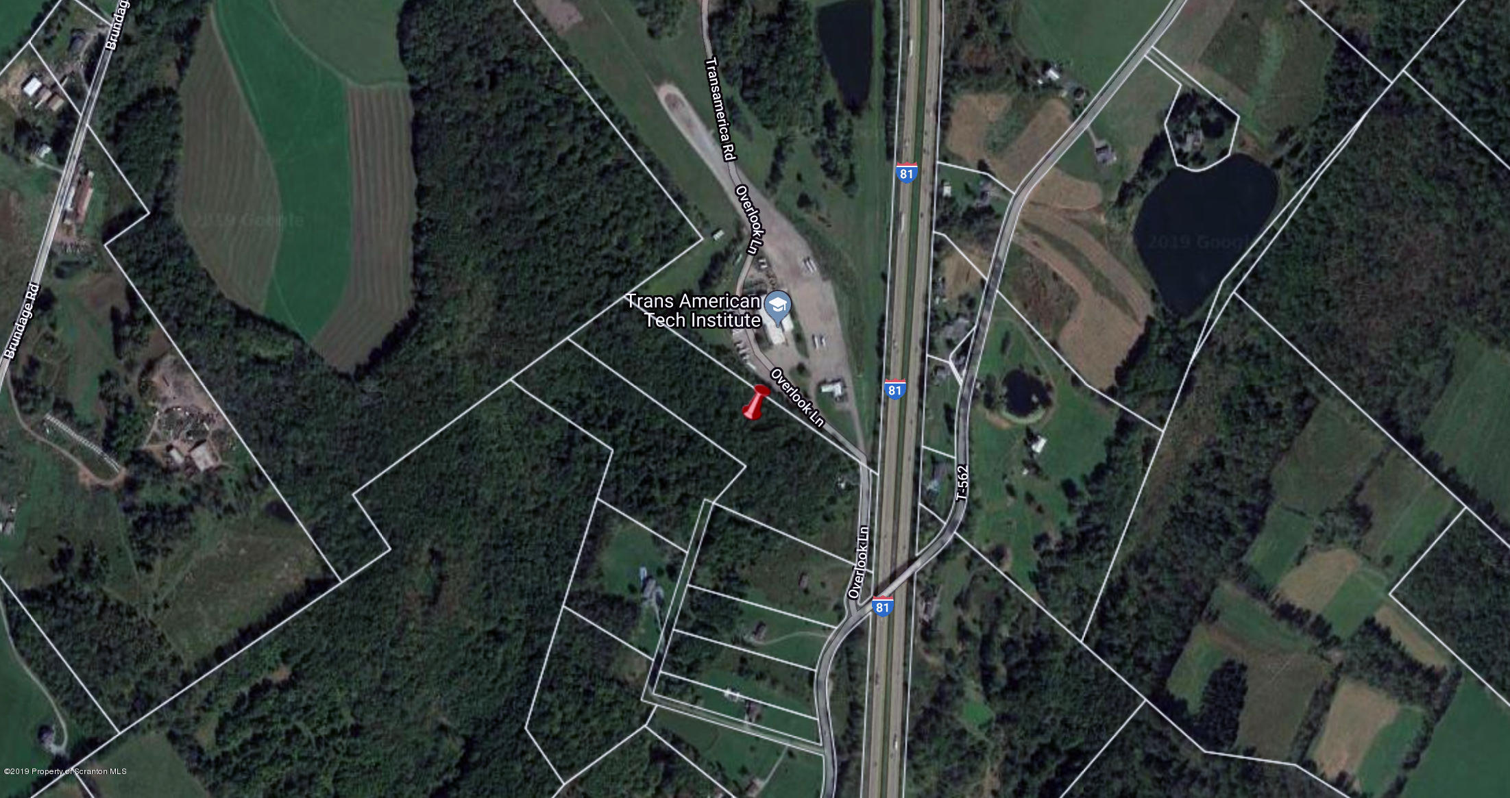 Trans American Road, Greenfield Twp, Pennsylvania 18407, ,Land,For Sale,Trans American Road,19-2615