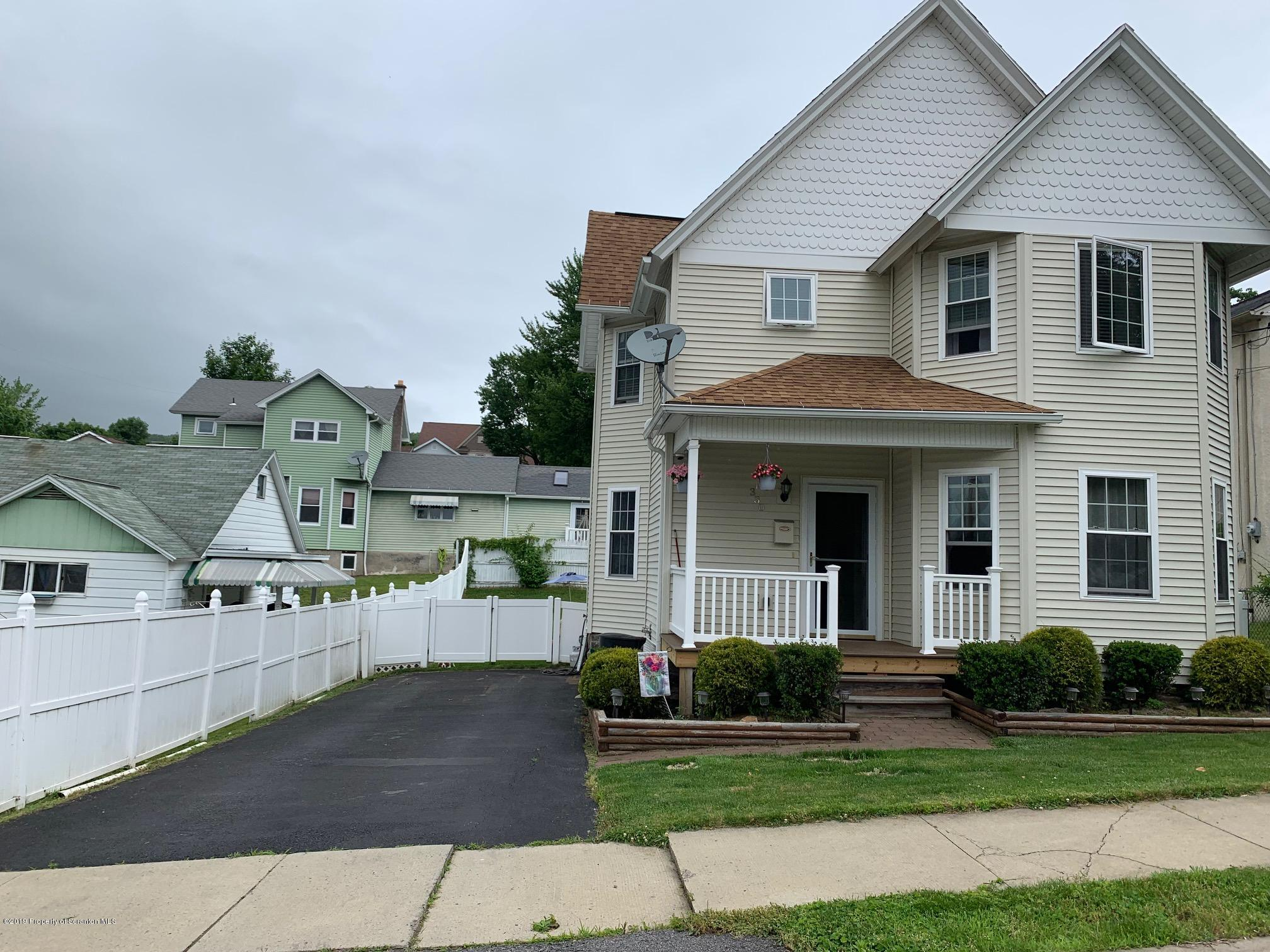 330 Wayne St, Archbald, Pennsylvania 18403, 3 Bedrooms Bedrooms, 7 Rooms Rooms,2 BathroomsBathrooms,Single Family,For Sale,Wayne,19-2747
