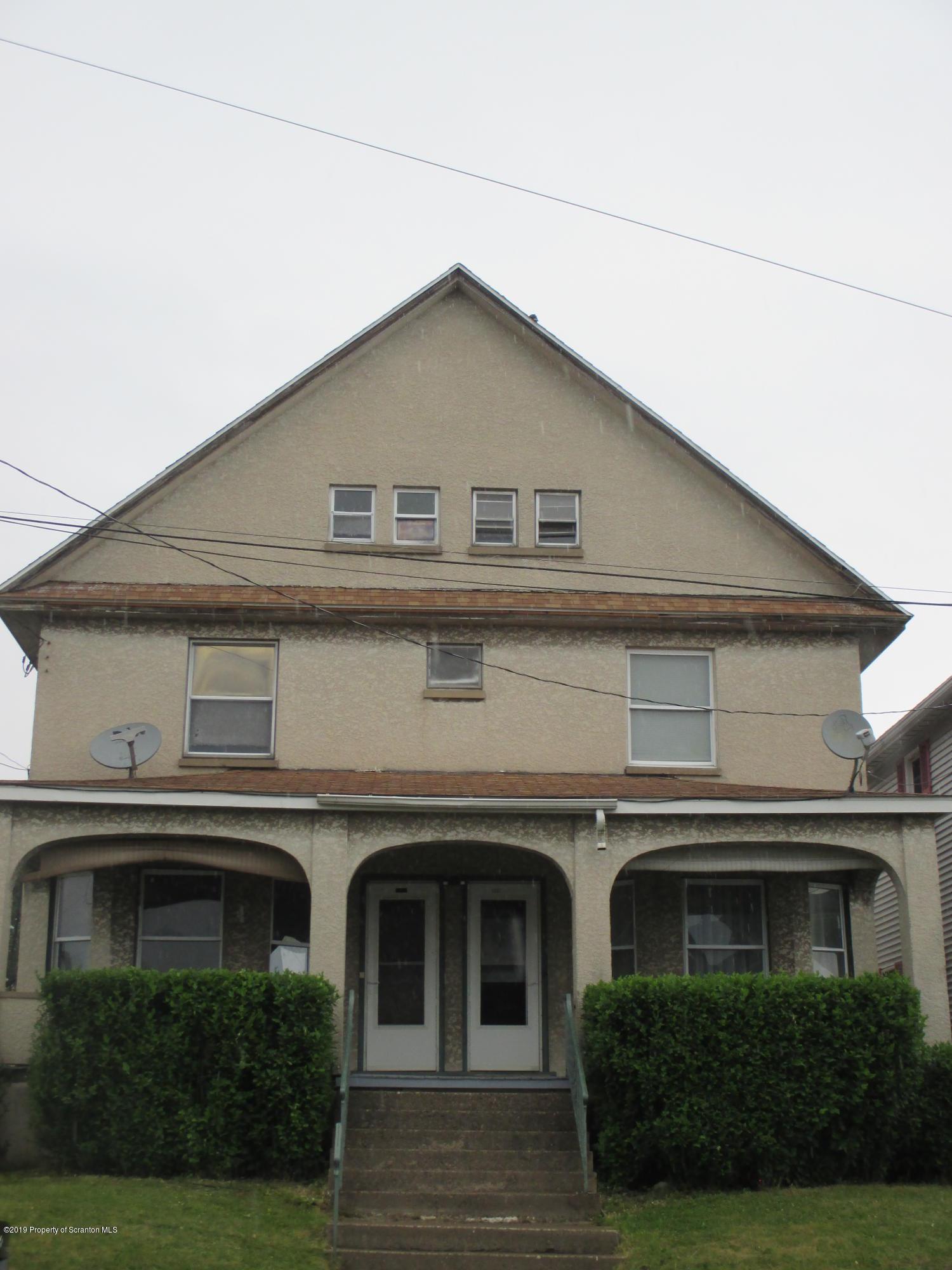 1232-1234 Watson St, Scranton, Pennsylvania 18504, ,Multi-Family,For Sale,Watson,19-2739