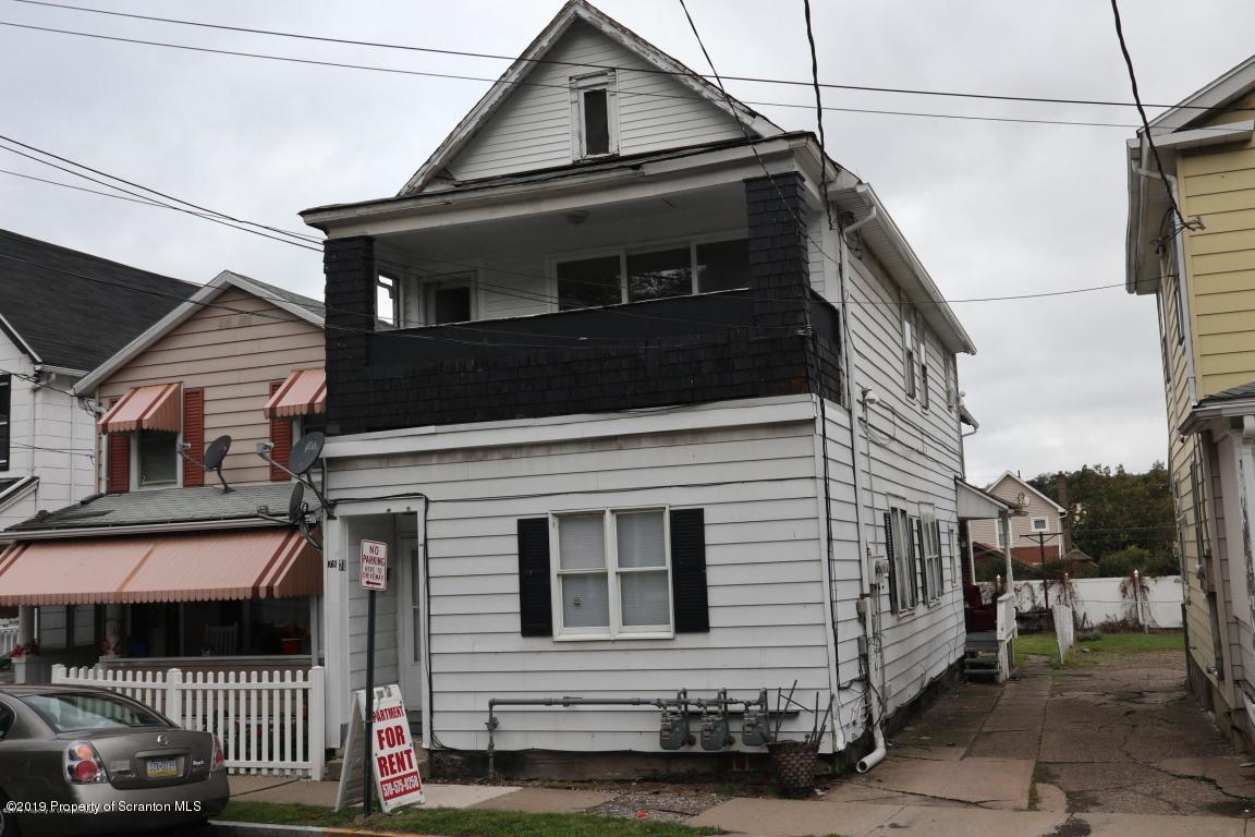 Wilkes-Barre, Pennsylvania 18702, 3 Bedrooms Bedrooms, 6 Rooms Rooms,1 BathroomBathrooms,Rental,For Lease,19-2829
