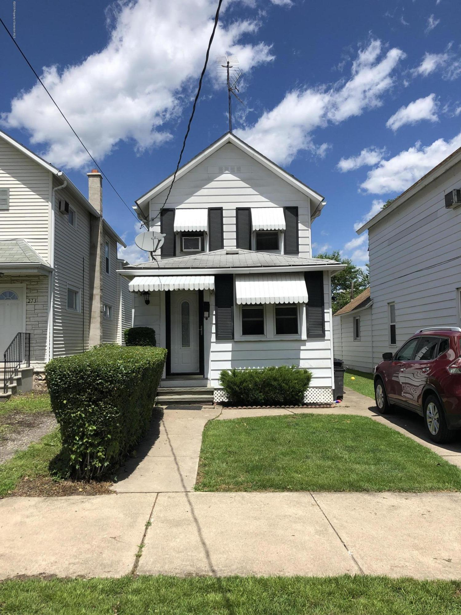 271 Charles Street, Luzerne, Pennsylvania 18709, 3 Bedrooms Bedrooms, 7 Rooms Rooms,2 BathroomsBathrooms,Single Family,For Sale,Charles,19-2856