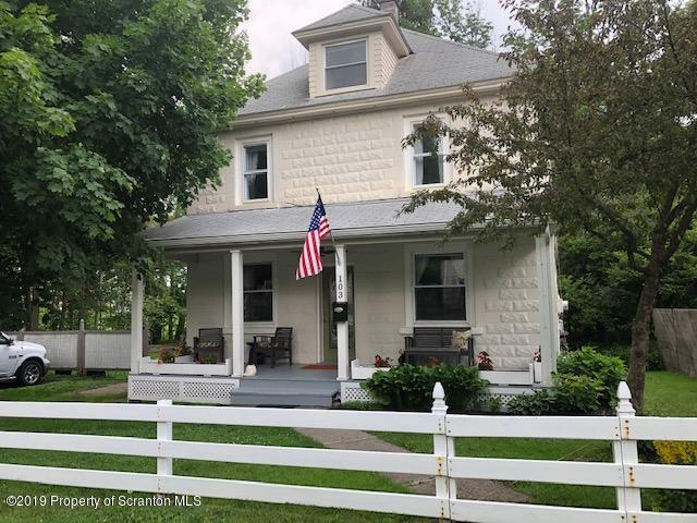 103 Electric St, Clarks Summit, Pennsylvania 18411, 3 Bedrooms Bedrooms, 6 Rooms Rooms,1 BathroomBathrooms,Single Family,For Sale,Electric,19-2894