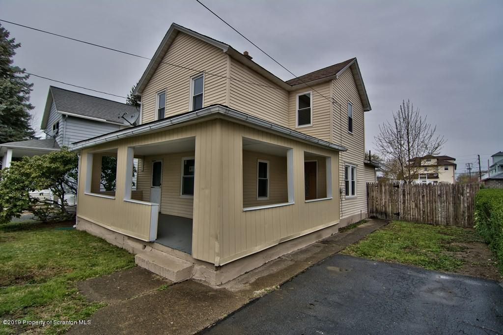 213 Sussex St, Old Forge, Pennsylvania 18518, 3 Bedrooms Bedrooms, 6 Rooms Rooms,1 BathroomBathrooms,Single Family,For Sale,Sussex,19-3199