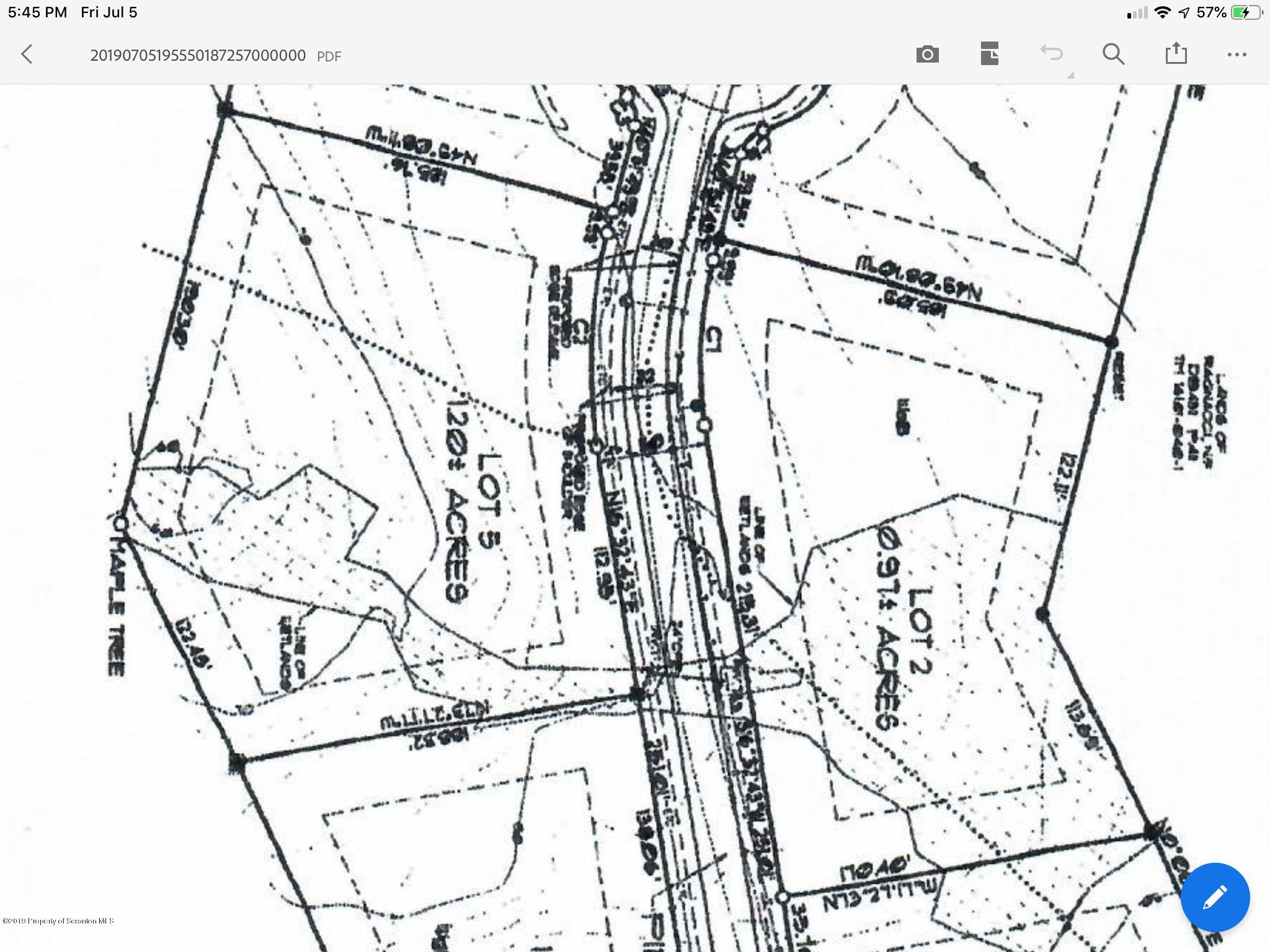 Lot #2 Wimmers Rd, Jefferson Twp, Pennsylvania 18436, ,Land,For Sale,Wimmers,19-3181
