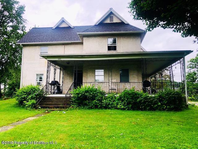 281 Riverside Drive, Factoryville, Pennsylvania 18419, ,Multi-Family,For Sale,Riverside Drive,19-3268