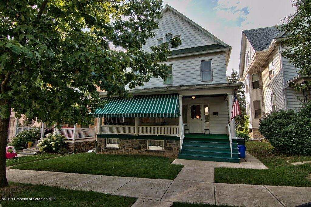 909 Irving Ave, Scranton, Pennsylvania 18510, 4 Bedrooms Bedrooms, 7 Rooms Rooms,2 BathroomsBathrooms,Single Family,For Sale,Irving,19-3326
