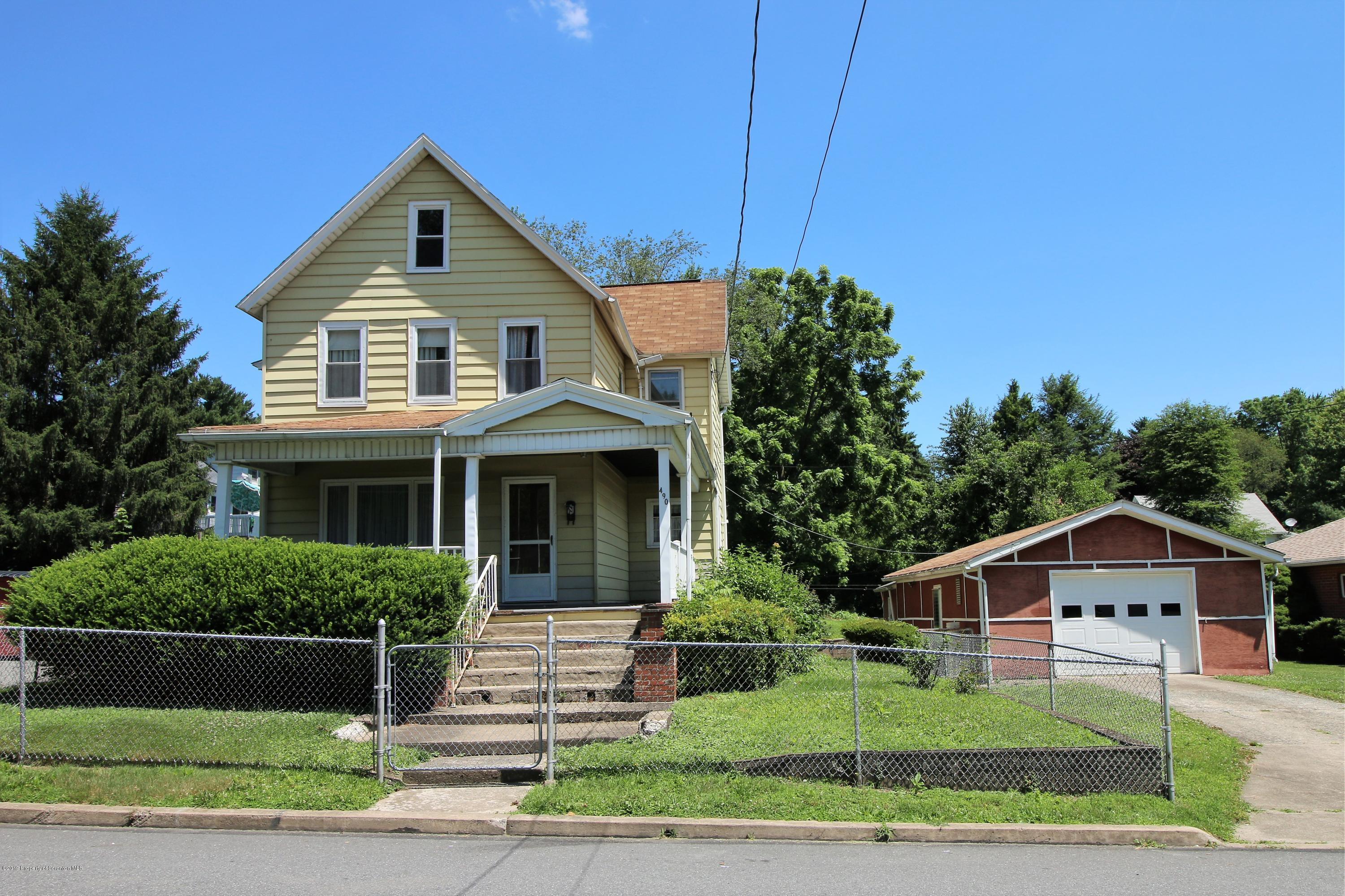 490 Mary St, Scranton, Pennsylvania 18508, 3 Bedrooms Bedrooms, 6 Rooms Rooms,1 BathroomBathrooms,Single Family,For Sale,Mary,19-3337