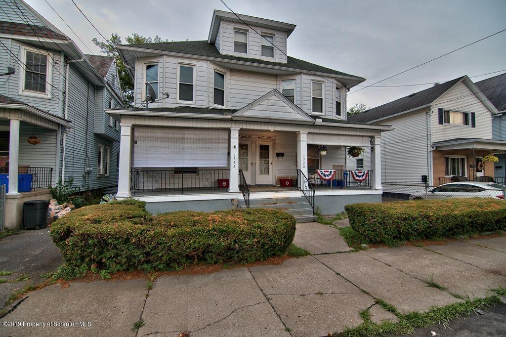 1320 1322 Capouse Ave, Scranton, Pennsylvania 18509, ,Multi-Family,For Sale,Capouse,19-3365