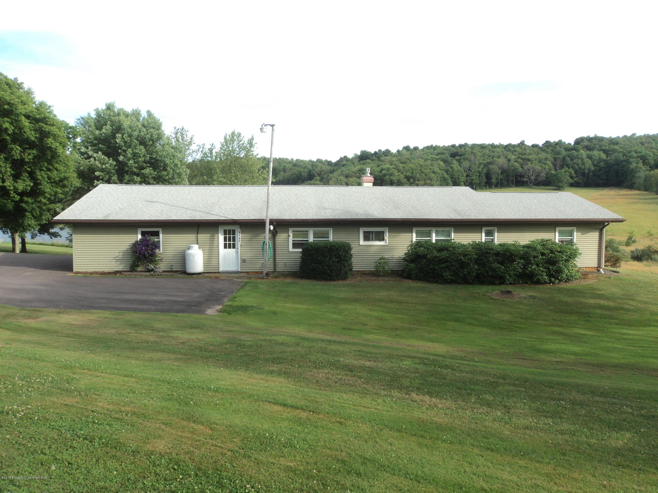 3349 Ridge Road, Montrose, Pennsylvania 18801, 3 Bedrooms Bedrooms, 7 Rooms Rooms,2 BathroomsBathrooms,Single Family,For Sale,Ridge Road,19-3370