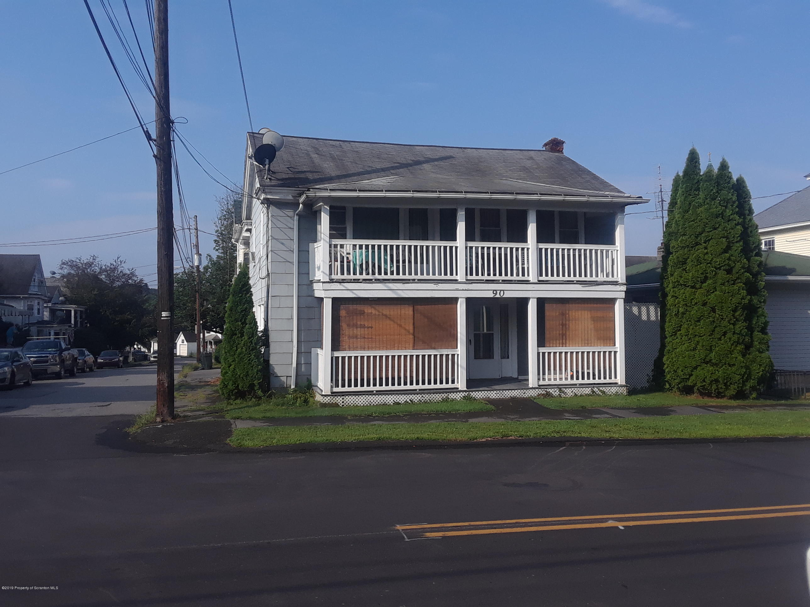 90 Salem Ave, Carbondale, Pennsylvania 18407, ,Multi-Family,For Sale,Salem,19-3896