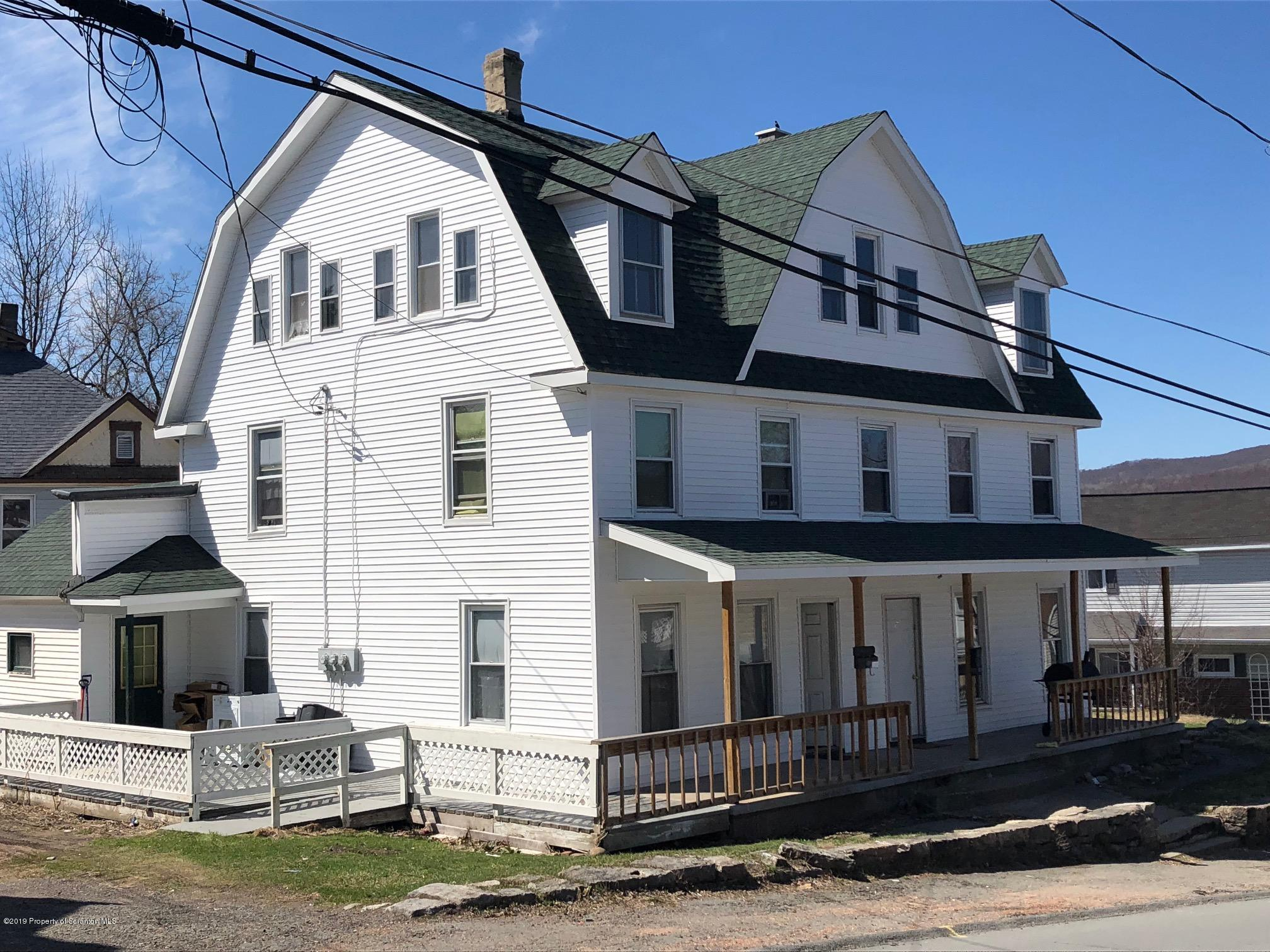 114-116 Main St, Carbondale, Pennsylvania 18407, ,Multi-Family,For Sale,Main,19-3898