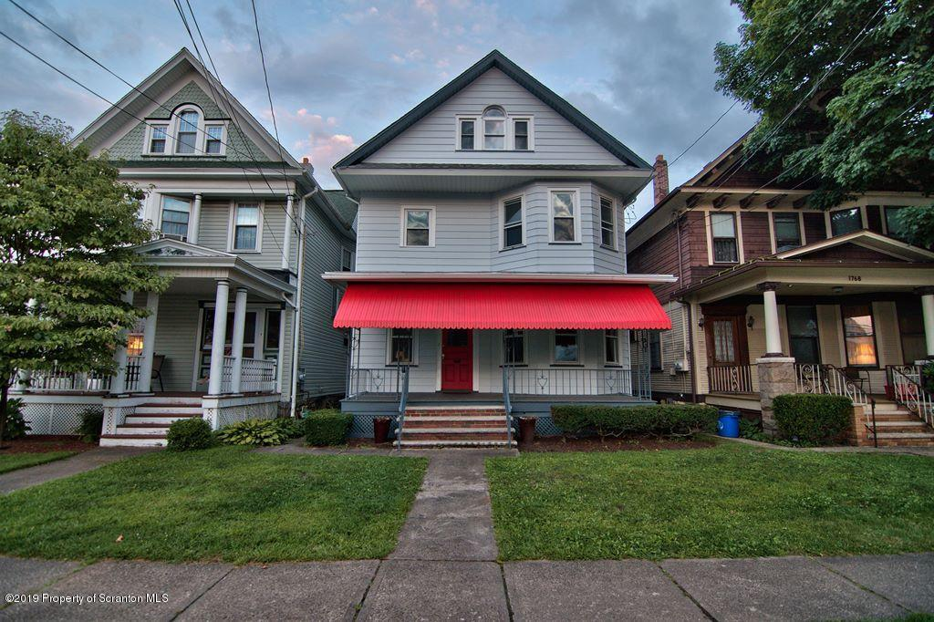 1770 Sanderson Ave, Scranton, Pennsylvania 18509, 4 Bedrooms Bedrooms, 8 Rooms Rooms,2 BathroomsBathrooms,Single Family,For Sale,Sanderson,19-1878