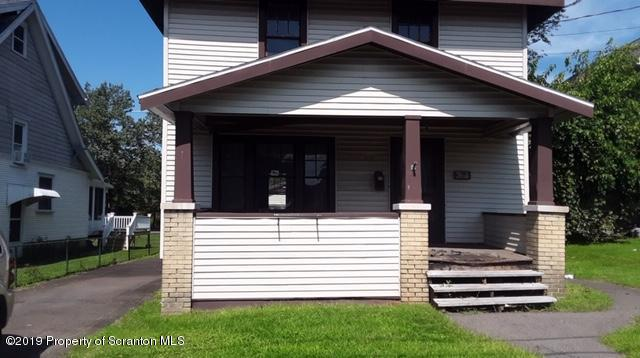 318 Hill St, Peckville, Pennsylvania 18452, 3 Bedrooms Bedrooms, 5 Rooms Rooms,1 BathroomBathrooms,Single Family,For Sale,Hill,19-4022