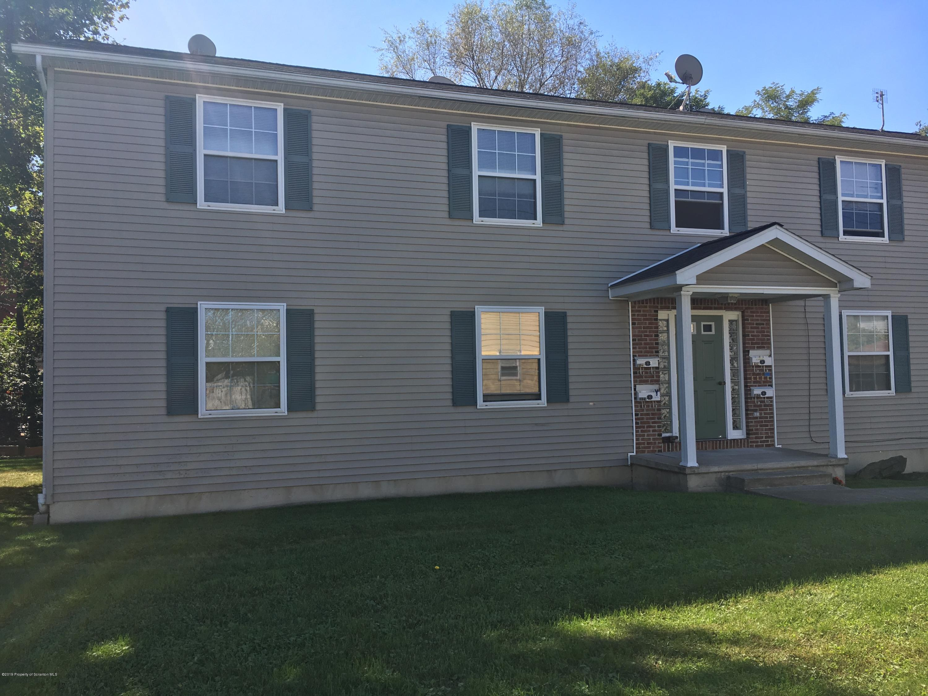1133 Kerstetter Ave., Taylor, Pennsylvania 18517, 2 Bedrooms Bedrooms, 5 Rooms Rooms,1 BathroomBathrooms,Rental,For Lease,Kerstetter,19-4253