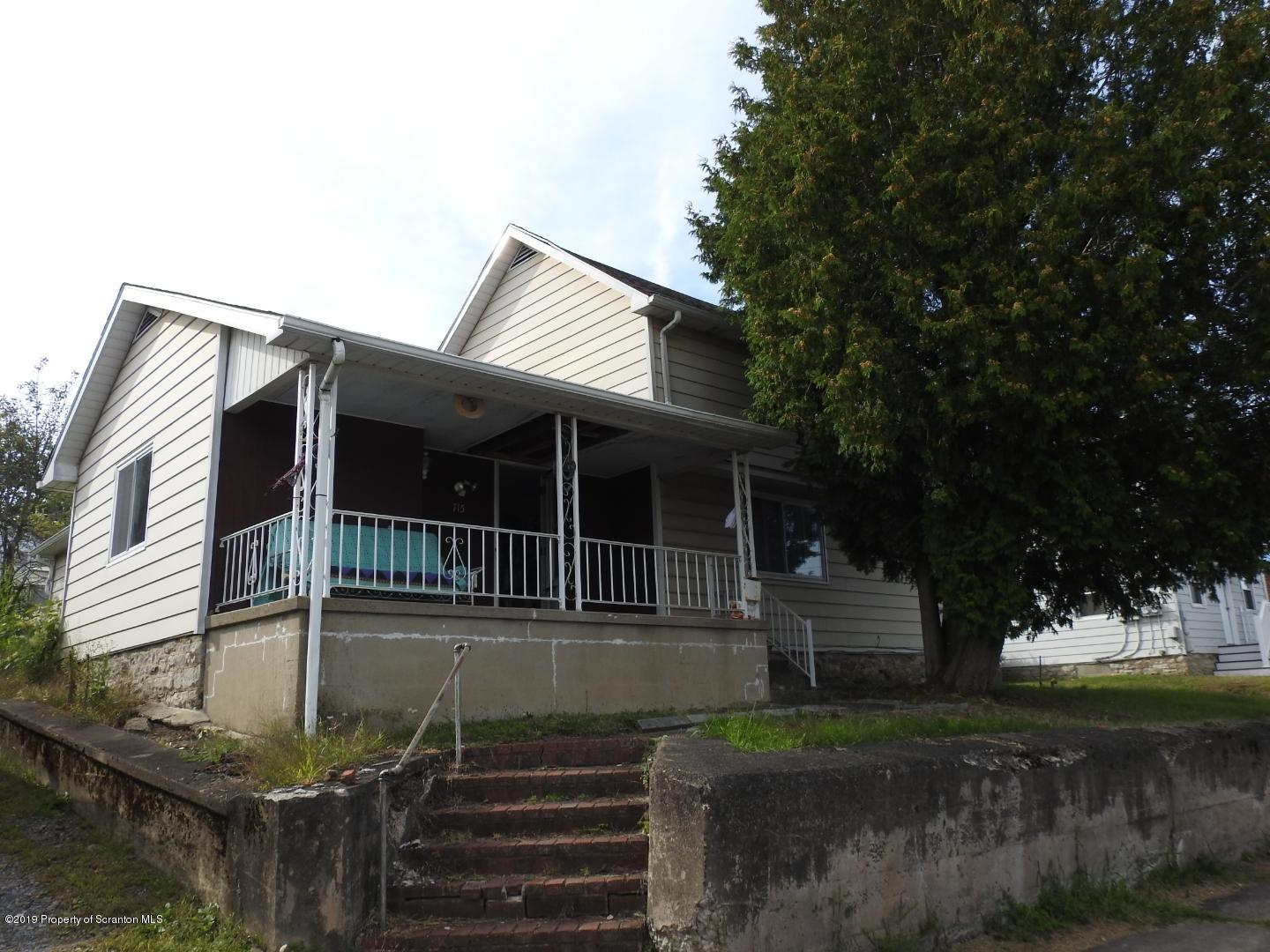 715 Main St, Forest City, Pennsylvania 18421, 3 Bedrooms Bedrooms, 7 Rooms Rooms,1 BathroomBathrooms,Single Family,For Sale,Main St,19-4351