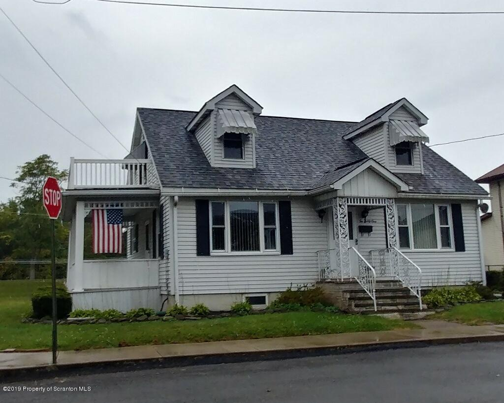 231 Mary St, Olyphant, Pennsylvania 18447, 3 Bedrooms Bedrooms, 6 Rooms Rooms,1 BathroomBathrooms,Single Family,For Sale,Mary,19-4474