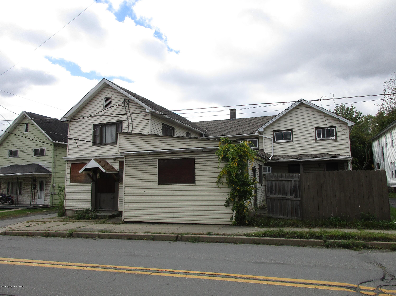171 173 Dundaff St, Carbondale, Pennsylvania 18407, ,Multi-Family,For Sale,173 Dundaff,19-5069