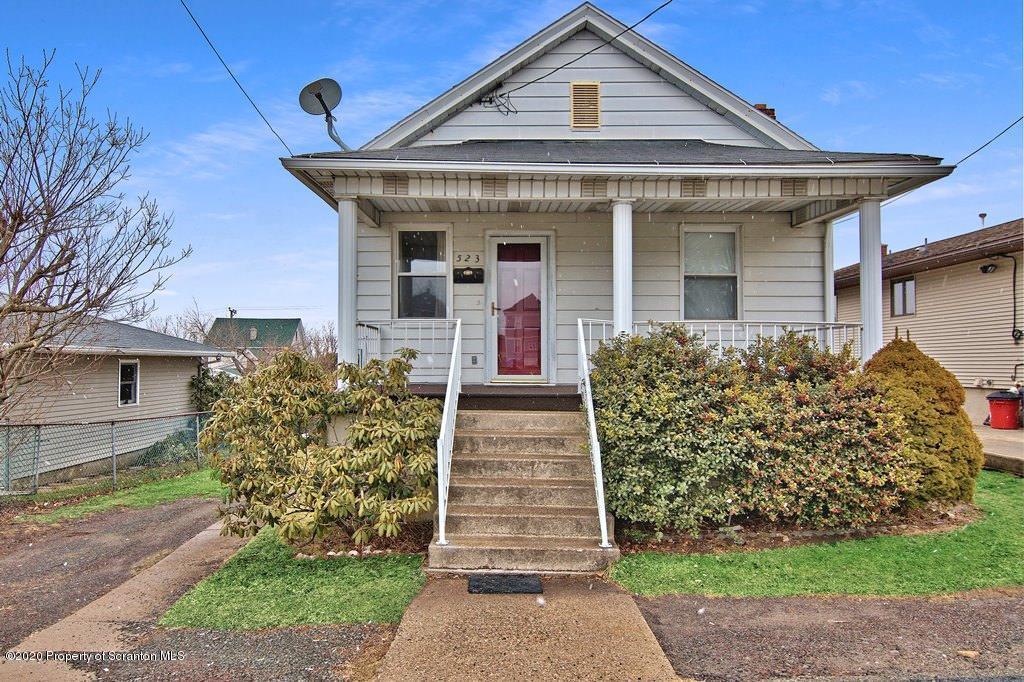 523 Bednar St, Dunmore, Pennsylvania 18512, 3 Bedrooms Bedrooms, 5 Rooms Rooms,2 BathroomsBathrooms,Single Family,For Sale,Bednar,20-392