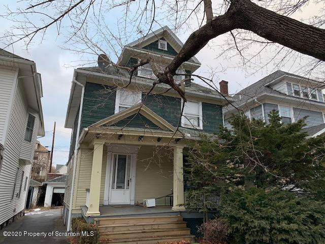 1725 Wyoming Ave, Scranton, Pennsylvania 18509, 4 Bedrooms Bedrooms, 8 Rooms Rooms,2 BathroomsBathrooms,Single Family,For Sale,Wyoming,19-5590