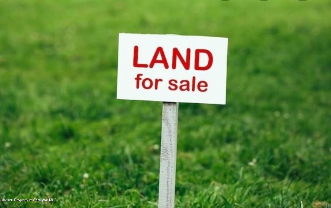 8 Spencer St, Carbondale, Pennsylvania 18407, ,Land,For Sale,Spencer,20-403