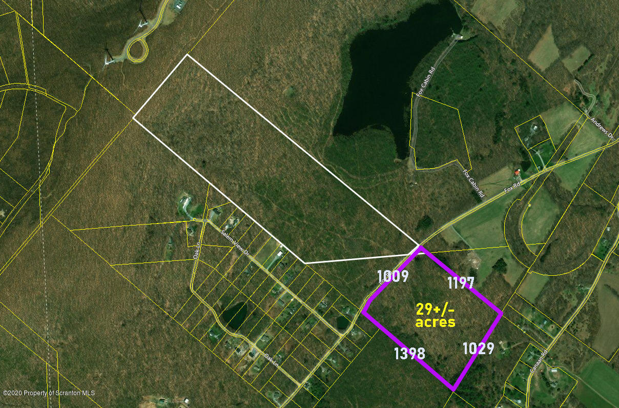 Fox Rd, Waymart, Pennsylvania 18472, ,Land,For Sale,Fox,19-5305
