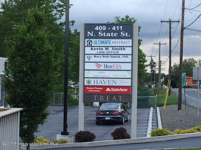 409 State St, Clarks Summit, Pennsylvania 18411, ,2 BathroomsBathrooms,Commercial,For Lease,State,20-607