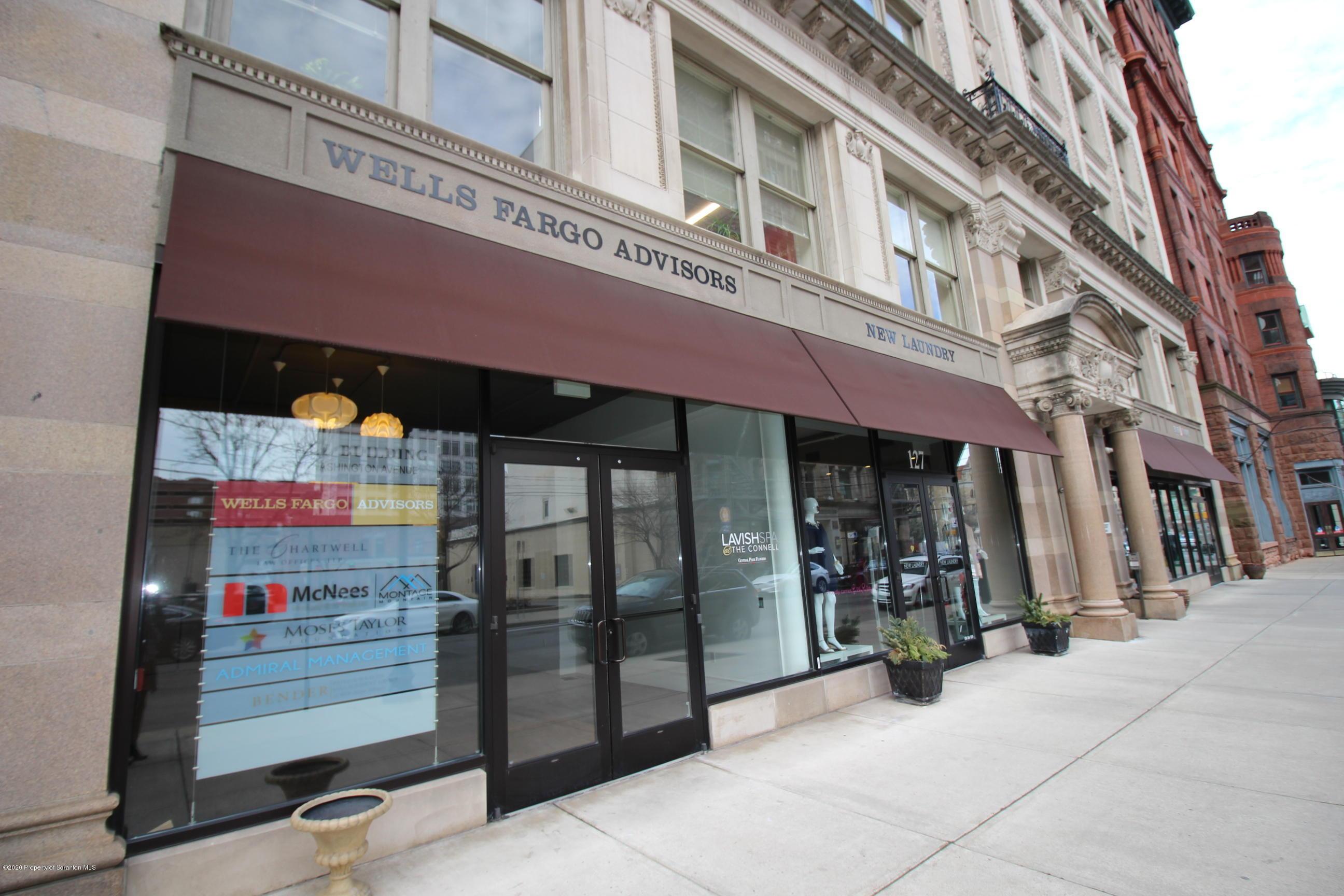 125 Washington Avenue, Scranton, Pennsylvania 18503, ,2 BathroomsBathrooms,Commercial,For Lease,Washington,20-615