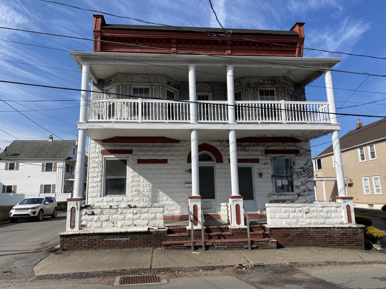 4 Hospital St, Carbondale, Pennsylvania 18407, ,Multi-Family,For Sale,Hospital,20-631